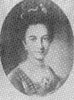 Elizabeth Calvert, c.1800, west
