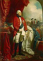 George III of the United Kingdom, 1779, west
