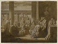 Know Thy Self, c.1768, west