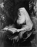 Mrs. Peter Beckford, 1797, west
