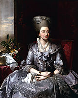 Queen Charlotte, 1776, west