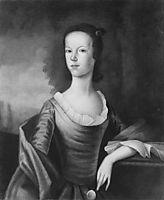 Sarah Ursula Rose, 1756, west
