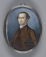 Self-portrait, 1758, west