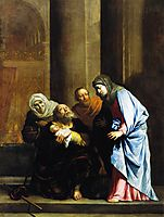 Simeon with the Infant Jesus, c.1796, west