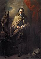 Sir Joseph Banks, 1773, west