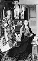 The Annunciation, weyden