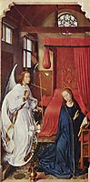 The Annunciation, weyden