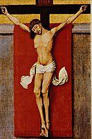 Crucifixion Diptych, 1460, weyden