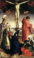 Crucifixion and Pietа Representations, 1440, weyden