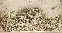 Demons tortures a sinner , weyden