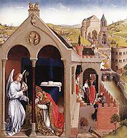 Dream of Pope Sergius, weyden