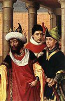 Group of Men, weyden