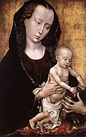 Madonna and Child, weyden