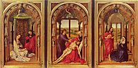 Mary Altarpiece , 1445, weyden