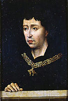 Portrait of Charles the Bold, weyden