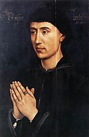 Portrait of Laurent Froimont, weyden