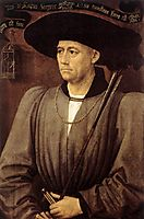 Portrait of a Man, weyden