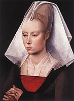 Portrait of a Woman, 1464, weyden