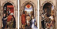 Saint John Altarpiece, 1460, weyden