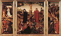 Sforza Triptych, 1460, weyden