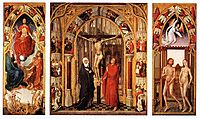 Triptych of the redemption, 1459, weyden