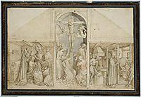 Triptych of St. Eloi, weyden