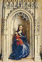 Virgin and Child, weyden