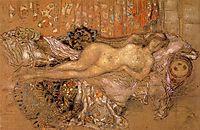 The Arabian, c.1892, whistler