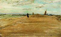 Beach Scene, 1896, whistler