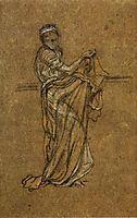 The Dancing Girl, 1870, whistler