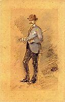 Harper Pennington, 1882, whistler