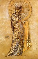 The Japanese Dress, 1890, whistler