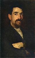 The Master Smith of Lyme Regis, 1896, whistler