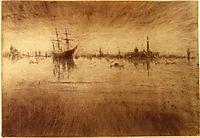 Nocturn, 1880, whistler