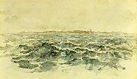 Off the Dutch Coast, 1887, whistler