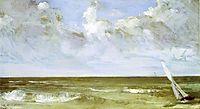 The Sea, 1865, whistler