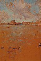 Venetian Scene, c.1879, whistler
