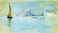 View of Venice, c.1880, whistler
