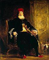 Kavallali Mehmet Ali Pasha el-Kebir, 1841, wilkie