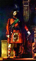 King George IV, wilkie