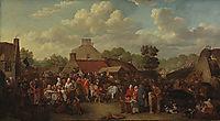 Pitlessie Fair , 1804, wilkie