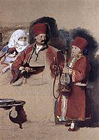 Portrait of Sotiri , wilkie