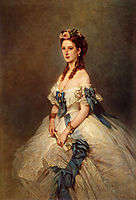 Alexandra, Princess of Wales, 1864, winterhalter