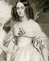 Caroline Elisabeth de Lagrange, 1841, winterhalter