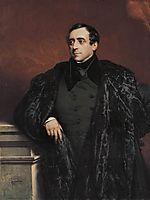 Count Jenison Walworth, 1837, winterhalter