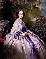 Countess Alexander Nikolaevitch Lamsdorff, 1859, winterhalter
