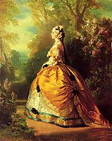 The Empress Eugénie, 1854, winterhalter