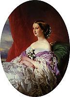 Empress Eugenie , winterhalter