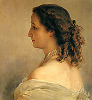 Eugenie, Empress of the French, winterhalter