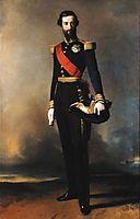 Francois Ferdinand Philippe d-Orleans Prince de Joinville, 1843, winterhalter